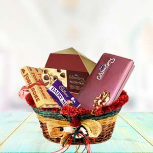 Assorted Chocolates: Engagement  India
