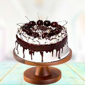 Vanilla Chocolate Cake: Gift Bulandshahr,  India