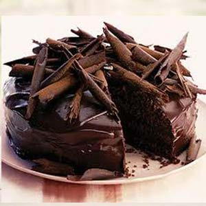 Ultimate Choco Cake: Gift Nagpur,  India