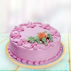 Strawberry Cake: Gift Jhansi,  India
