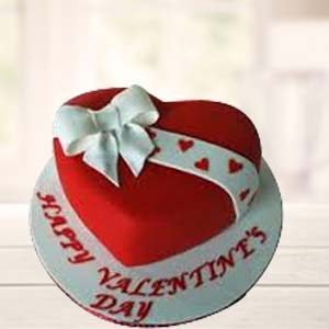 Special Valentine Cake: Hug Day  India