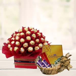 Special Chocolates Combo: Gift Guna,  India