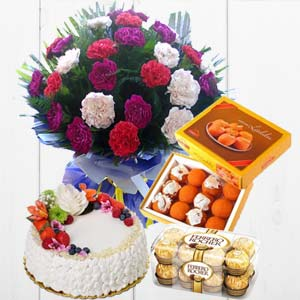All Sweet Combo: Gift Karnal,  India