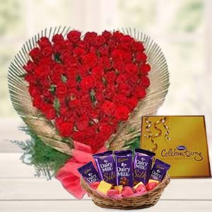 Special Love  Arrangement: Gift Ludhiana,  India
