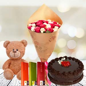 Valentine Temptations Combo: Promise-day  India