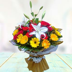 Exclusive Mix Flowers Flowers Bhilai, India
