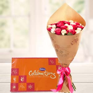 Best Celebrations Combo: Valentine's Day Chocolates Panchkula,  India