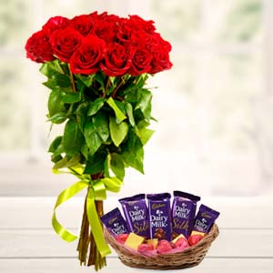 Best Chocolates Combo: Gifts For Her Faridabad,  India